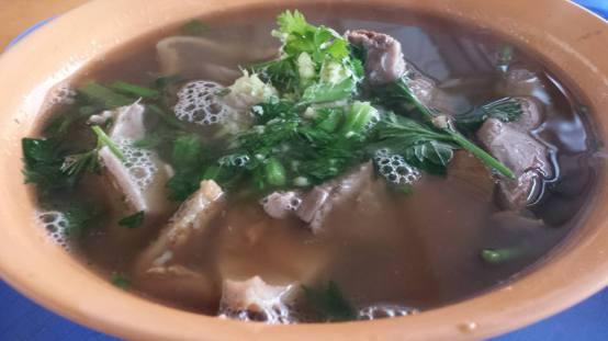 chai chuan tou chinese mutton soup 柴船头羊肉汤