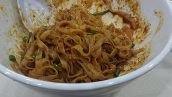 S$5 fishball noodles