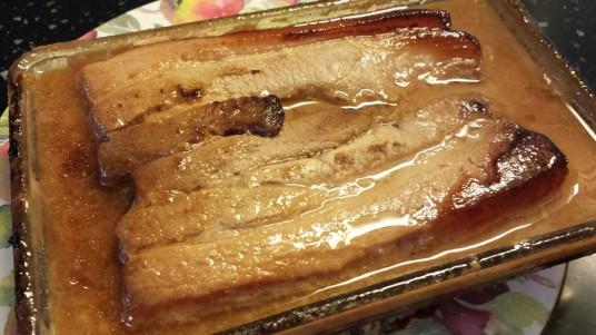 #1 miso belly pork