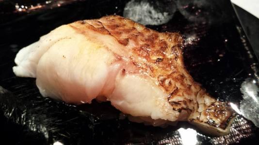 #11 - nigiri sushi - akamatsu