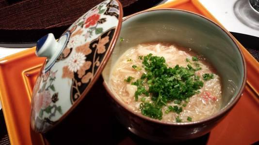 #3 crab chawanmushi
