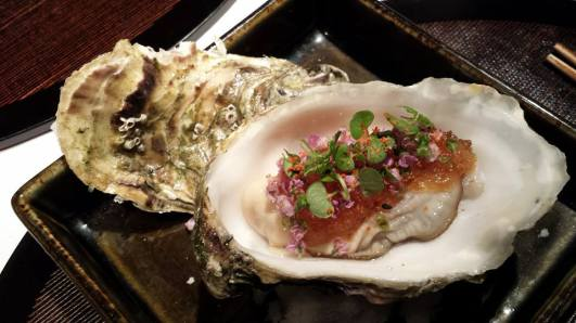 #4 fresh oyster with yuzu jelly2