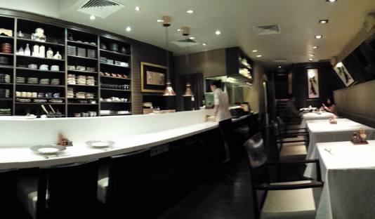 best omakase dinner with Lisa @ Hachi Restaurant