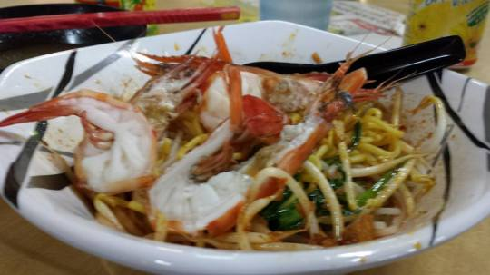 why eat har prawn noodles