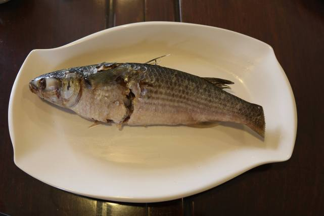 #5 teochew chilled mullet