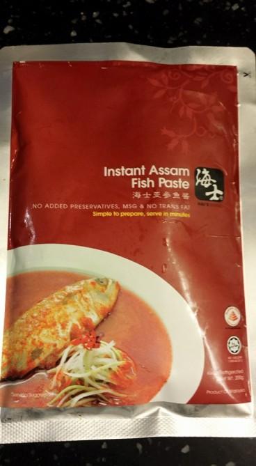 heinz assam fish sauce