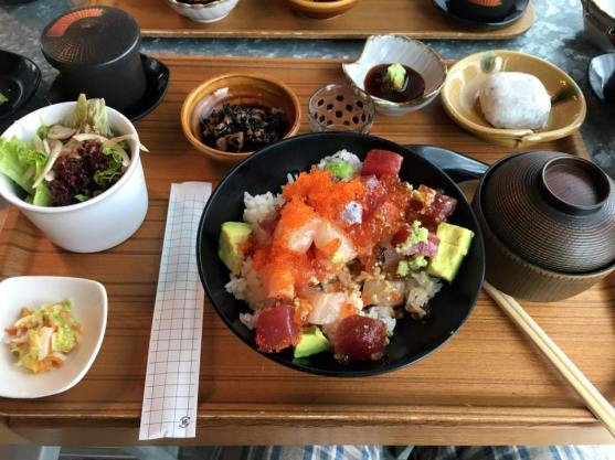 S$18.80 bara chirashi don set
