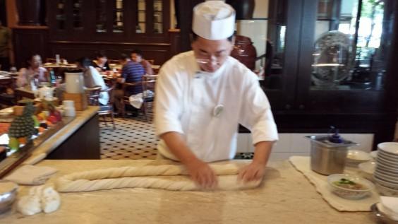 chef ramen live demo