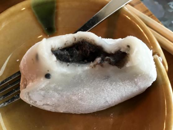 mochi dessert
