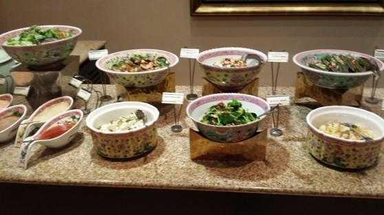 salad section