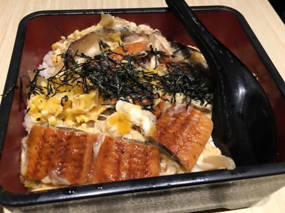 unagyu oyako don S$12.90