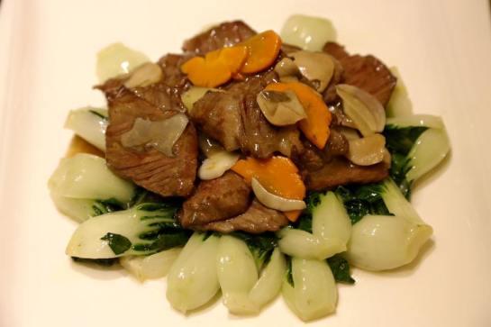 #10 additional beef dish