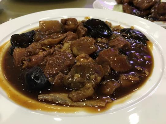 braised lamb pot