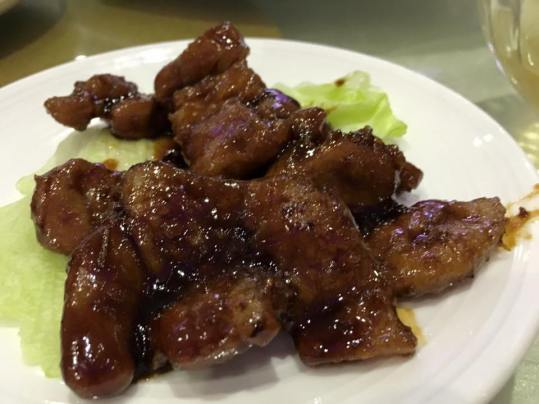 honey ribs