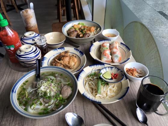 vietnamese makan