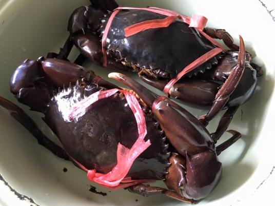 crabs from sheng shion S$29.95per kg