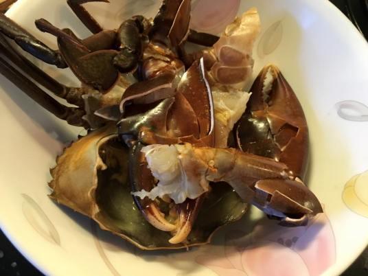prepared crab 500g