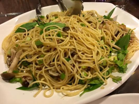 wafu 和风 pasta