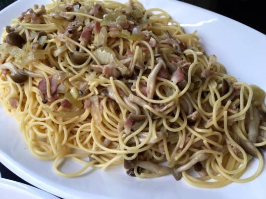 wafu 和风pasta