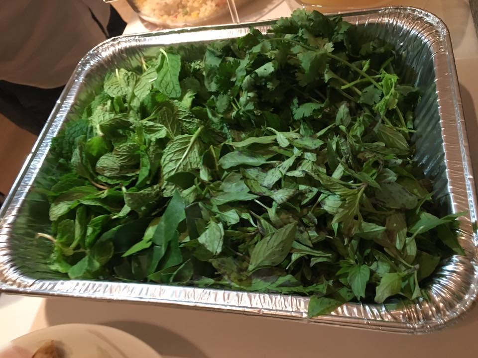 Mint, Basil, Cucumber & Lime Fizz Recipe — Dishmaps