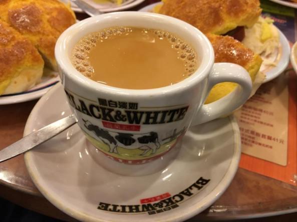 coffee tea 鸳鸯
