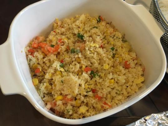 com chien - vietnamese fried rice