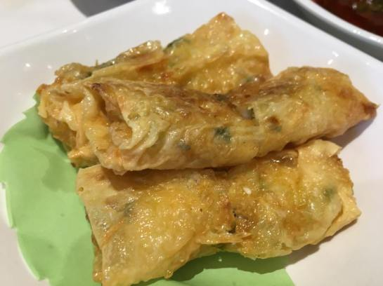 fried fupeikuin腐皮卷