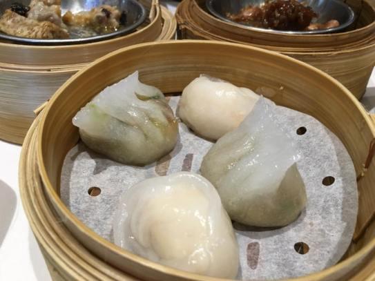 潮州粉果 teochew dumplings