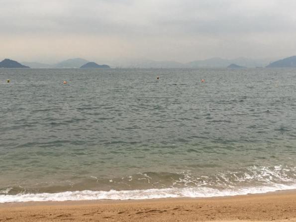 horizon - kwun yam wan(观音湾) beach