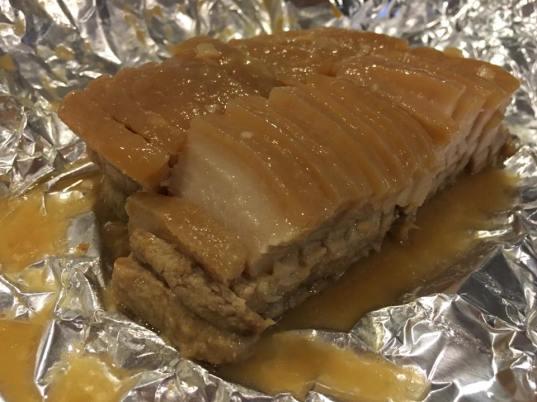 miso belly pork