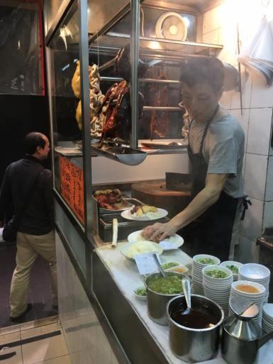roast meat 烧腊station