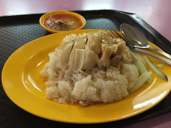S$4 chicken rice