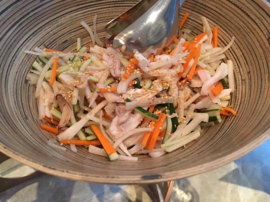 sotong salad