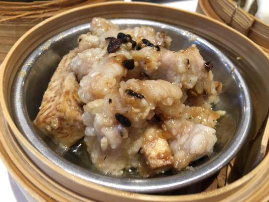 steamed pork ribs