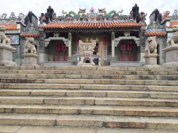 temple 北帝庙