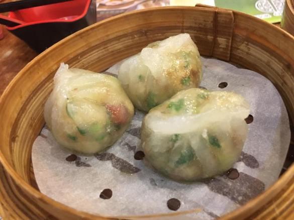 teochew dumplings潮州粉果