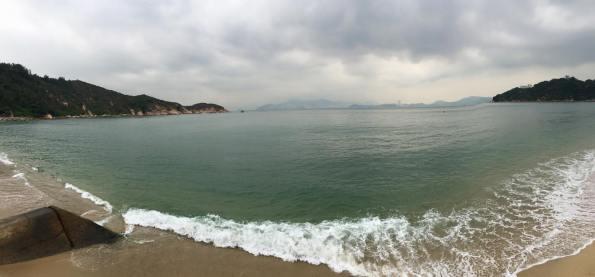 tung wan (东湾) beach