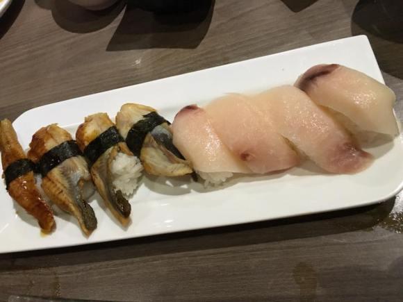 uni & kajiki sushi