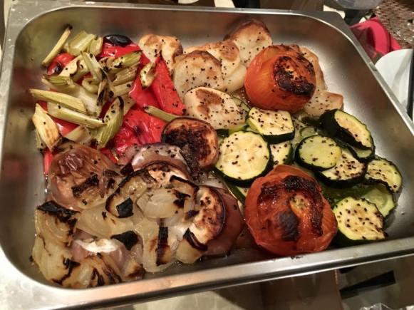 #5 roasted vegetables ratatouille