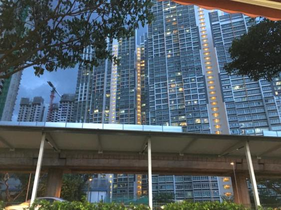 Ghim Moh Edge HDB apartments