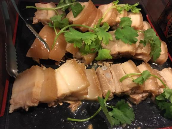 miso belly pork
