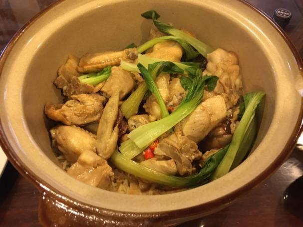 claypot rice