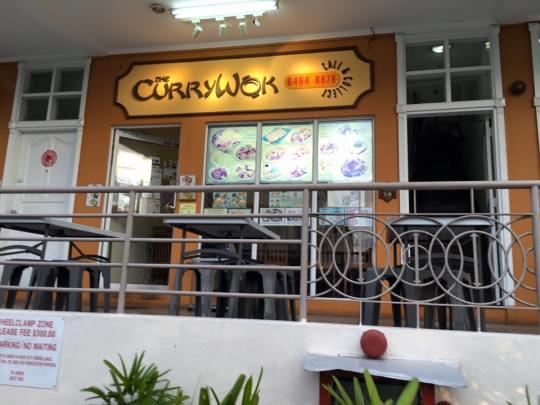 curry wok @ coronation road