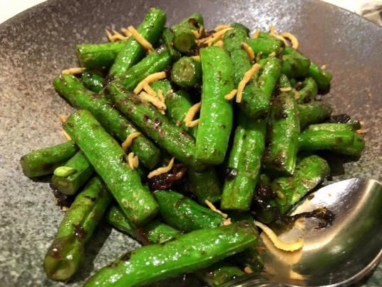 string beans 四季豆 -S$18