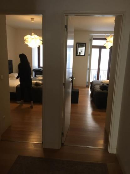 2 other bedrooms - Airbnb 3 bedroom apartment at Rua da Misericórdia 98, Lisboa