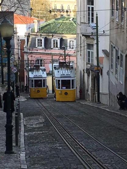 Ascensor da Gloria @ Calcada da Gloria3