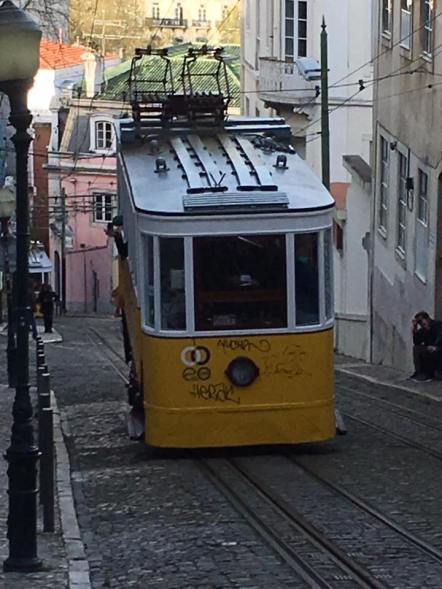 Ascensor da Gloria @ Calcada da Gloria4