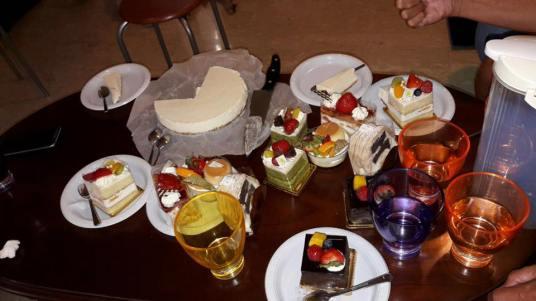 chef yamashita cakes + chef yamashita cakes