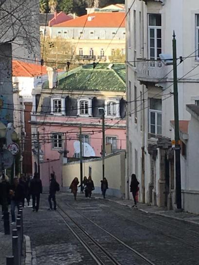 Calçada do Lavra