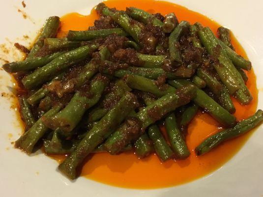 sambal long beans